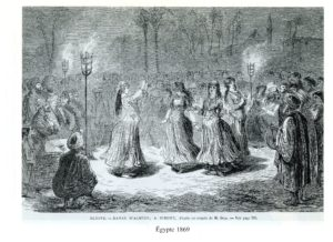 almées,égypte, danse millénaire, danse orientale égyptienne