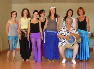 danse orientale annecy, audrey bordereau, cours, stage, percussionniste