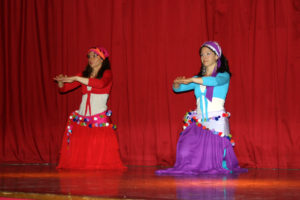 seynod, danseuses orientales, spectacle, polyèdre, seynod, audrey bordereau