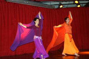 seynod, google, danse orientale égyptienne, voile, audrey bordereau, chorégraphe, évènements