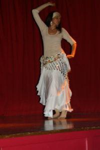spectacle, élèves, audrey bordereau, polyèdre, danse orientale, annecy