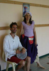 guillaume storchi,percussion,abdanse,audrey bordereau,danse oreintale, Annecy