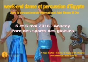 stage,Adel Shams el din, percussionniste, abdanse, annecy, ods radio, danse orientale, belly danse