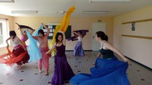 stage ete,abdanse,google,danse orientale égyptienne, talloires, belly dance